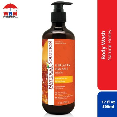 Natural Honey Body Wash