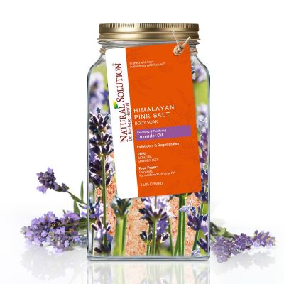 Lavender Oil Body Soak