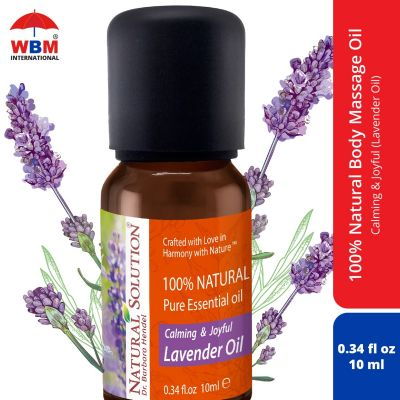 Natural Solution Lavender Essential Oil - 10ml